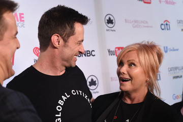 Deborra-Lee Furness 2015 Global Citizen Festival in Central Park to End Extreme Poverty by 2030 - VIP Lounge