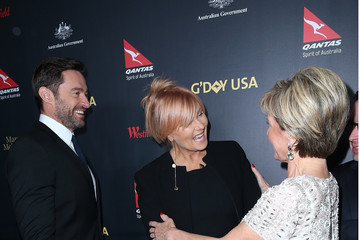 Deborra-Lee Furness 2016 G'Day Los Angeles Gala - Arrivals
