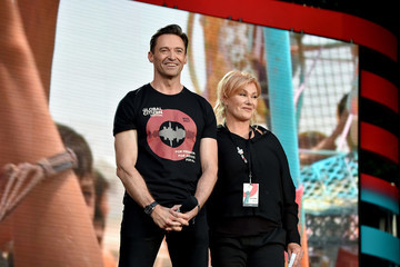 Deborra-Lee Furness 2017 Global Citizen Festival in Central Park to End Extreme Poverty by 2030 - Show