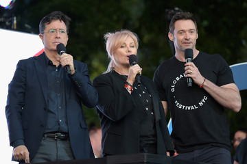 Deborra-Lee Furness 2015 Global Citizen Festival in Central Park to End Extreme Poverty By 2030 - Show