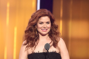 Debra Messing Logo's 2017 Trailblazer Honors - Inside