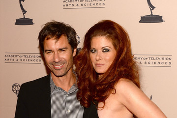 Debra Messing Eric McCormack James Burrows Honored in Hollywood