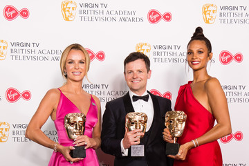 Declan Donnelly Virgin TV BAFTA Television Awards - Press Room