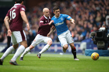 Declan John Rangers vs. Hearts - Ladbrokes Scottish Premiership