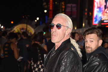 "Dee Snider Premiere Of Disney And Marvel Studios' ""Doctor Strange"" - Red Carpet"