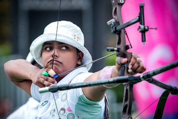 Deepika Kumari Archery World Cup 2015 Stage 3