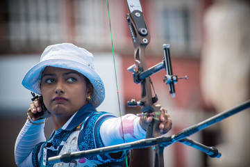 Deepika Kumari Archery World Cup Final 2017