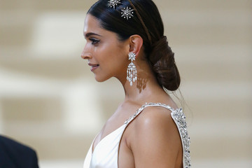 Deepika Padukone 'Rei Kawakubo/Comme des Garcons: Art of the In-Between' Costume Institute Gala - Outside Arrivals