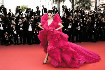 Deepika Padukone Alternative View In Colour - The 71st Annual Cannes Film Festival
