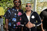 2 Chainz (L) and DJ Envy attend The Def Jam Recordings BETX celebration at Spring Place Beverly Hills in partnership with Puma, Courvoisier, Beats, and Heineken on June 22, 2019 in Beverly Hills, California.