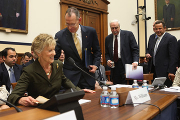 Robert Stevens David Hess Defense Industry CEO's Testify At House Armed Services Committee