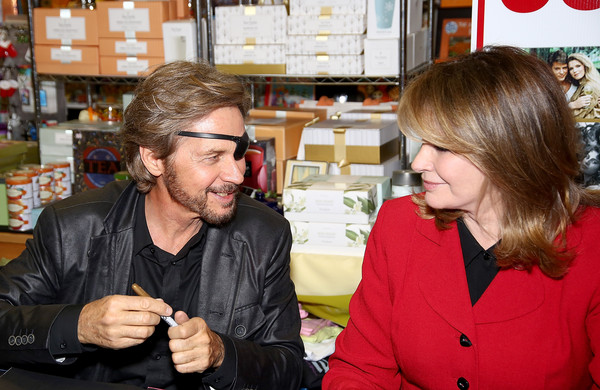 Deidre hall and stephen nichols photos photos days of our lives days of our lives book signing books and greetings in northvale m4hsunfo