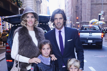 Delfina Blaquier Nacho Figueras And St. Regis Hotels & Resorts Celebrate The Holiday Season