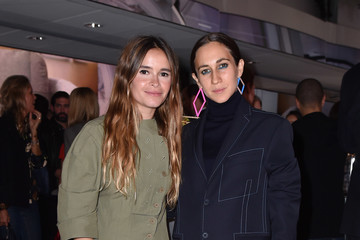 Delfina Delettrez Fendi Fashion Tech Lab Launch Event Hosted By Miroslova Duma and Stella McCartney - PFW Spring And Summer 2018