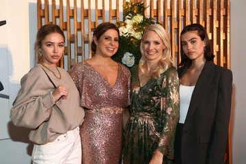 Delilah Belle Hamlin Amelia Gray The AllBright West Hollywood Grand Opening Party