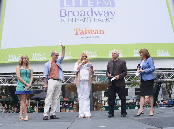 Broadway Performances Held in Bryant Park