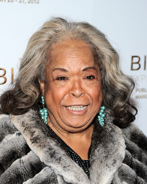Della Reese Della Reese Photos 39The Bible Experience39 Opening Gala