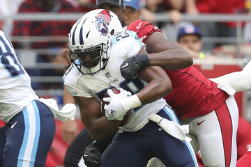 Demarco Murray Tennessee Titans v Arizona Cardinals