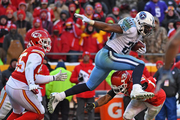 Demarco Murray Tennessee Titans v Kansas City Chiefs