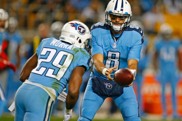 Demarco Murray Tennessee Titans vPittsburgh Steelers