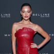 Demi-Leigh Nel-Peters Maybelline New York Fashion Week Party September 2019