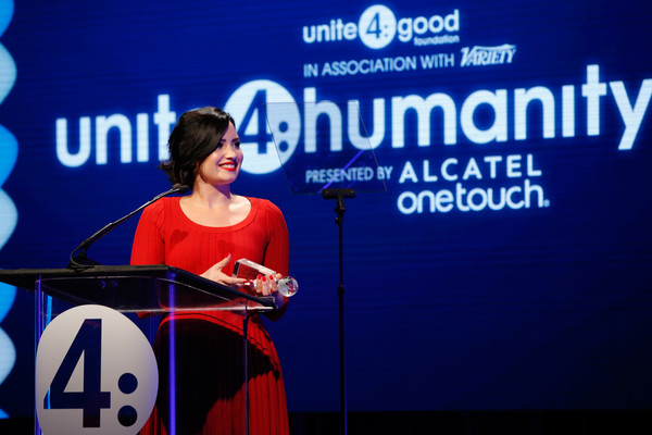 2nd Annual unite4:humanity Presented By ALCATEL ONETOUCH - Show