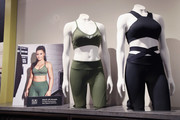 View of atmosphere at the Demi Lovato visits Fabletics at The Village at Westfield Topanga on May 18, 2018 in Woodland Hills, California.