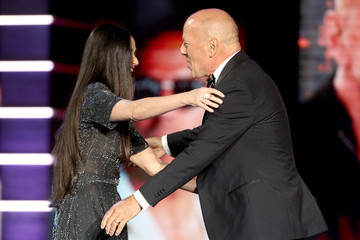 Demi Moore Comedy Central Roast Of Bruce Willis - Show