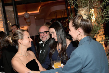 Demi Moore Jennifer Meyer Celebrates First Store Opening in Palisades Village At The Draycott With Gwyneth Paltrow And Rick Caruso