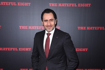 Demian Bichir The New York Premiere of 'The Hateful Eight'