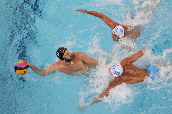 Men's Water Polo Day Seven - 14th FINA World Championships