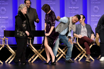 Denis O'Hare The Paley Center for Media's 34th Annual PaleyFest Los Angeles - 'American Horror Story: Roanoke' - Inside