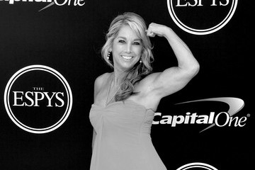 Denise Austin The 2017 ESPYS - Arrivals