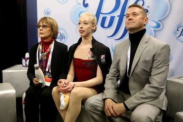 Denise Myers 2018 Prudential U.S. Figure Skating Championships - Day 1