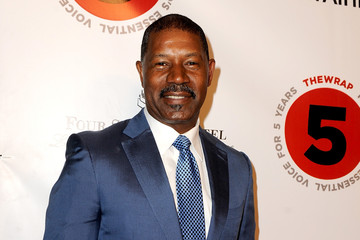 Dennis Haysbert Arrivals at TheWrap's 5th Annual Oscar Party