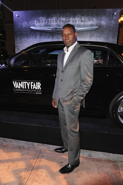 Dennis Haysbert Actor Dennis Haysbert attends the Vanity Fair and Chrysler celebration of The Eva Longoria Foundation hosted by Eva Longoria on Thursday, February 23 at Beso Hollywood.