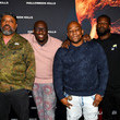 Dennis L.A. White Universal Pictures Presents A Special Atlanta Screening Of Halloween Kills, Hosted By Omar J. Dorsey