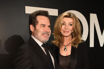 Dennis Miller Tom Ford Presents His Autumn/Winter 2015 Womenswear Collection At Milk Studios In Los Angeles - Red Carpet