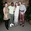 Denny Love ELLE And Ferragamo Toast Hollywood Rising - Arrivals