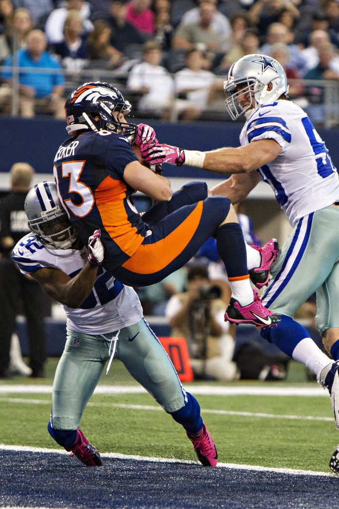 cowboys vs broncos - photo #2
