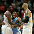 Carlos Boozer and Loul Deng Photos