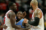 Carlos Boozer and Loul Deng Photos Photo