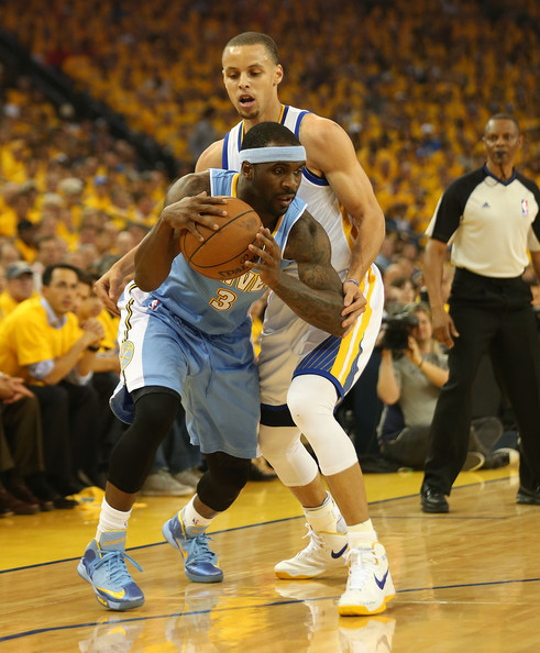 Nuggets Warriors Game: Ty Lawson
