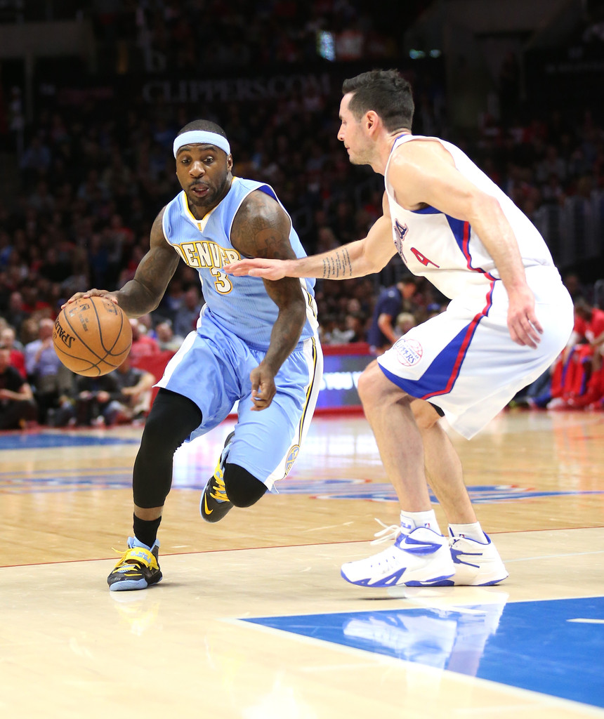 Nuggets Zimbo: Ty Lawson In Denver Nuggets V Los Angeles Clippers