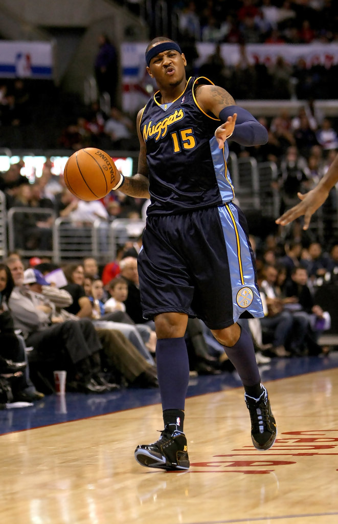 Carmelo - - Carmelo Anthony Anthony Denver  Photos Nuggets