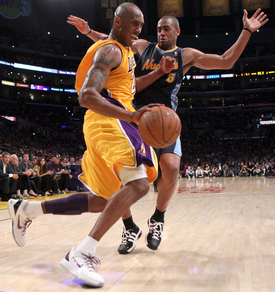 Game 1 Denver Nuggets Los Angeles Clippers: Denver Nuggets V Los Angeles Lakers