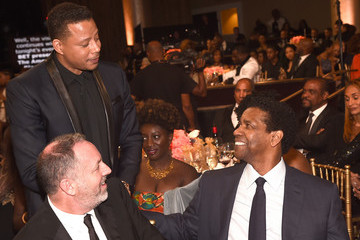 Denzel Washington BET Presents the American Black Film Festival Honors - Backstage