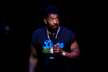 Deon Cole Hollywood Black Comedy Festival At YouTube Theater