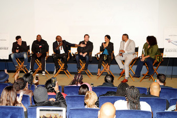 Deon Taylor 51st NAACP Image Awards FYC Screening Series Presents a Special Screening of BLACK AND BLUE with Deon Taylor and Tyrese Gibson
