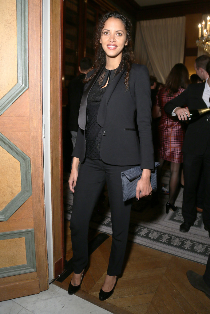 Noemie lenoir photos photos zimbio for Salon mode paris